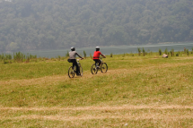 Bali cycling Guide