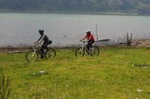 Bali cycling tour Guide