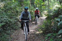 Bali Jungle Cycling Tour