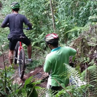 best cycling adventure in Bali