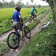 best cycling guide in Bali