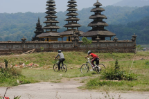 Best Cycling tour in Bali