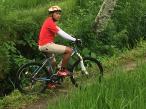 Cycling Tour in Munduk Village Bali