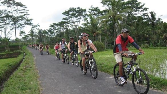 Kintamani Batur Volcano Cycling Tour Bali Cycling Trips