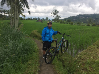 Munduk Cycling Tour