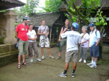 Ubud cycling adventure tour